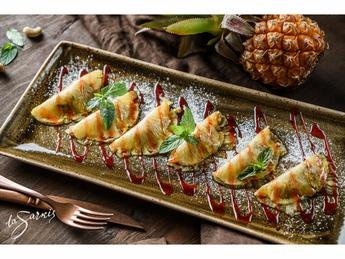 Ravioli de ananas