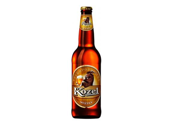 Velkopopovicky Kozel Light