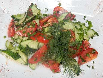 Salată de legume