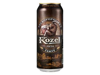 Пиво Kozel Темное