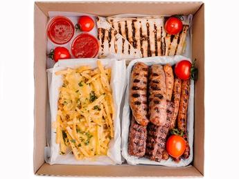 Колбаски smart Box