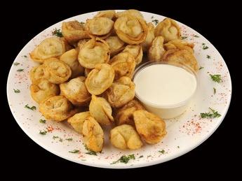 Dumplings fries