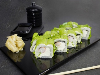 Roll Ebi Green