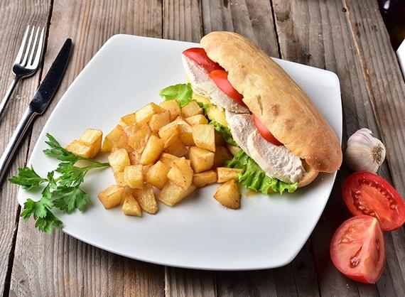 Sandwich Pan Avenue