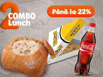 Combo Lunch 2
