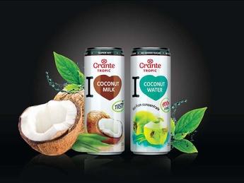 Crante coconut milk