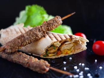 Super-kebab  Mutton