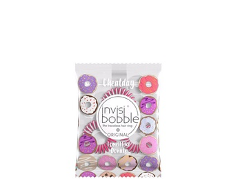 INVISIBOBBLE Cheat Day Donut Day