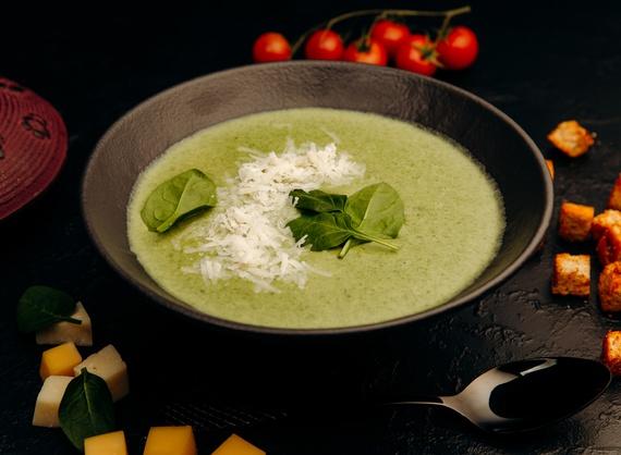 Spanac Soup