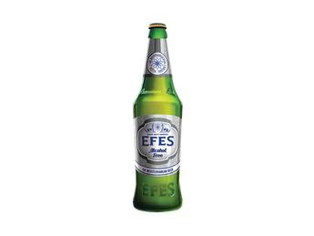 Beer lager Efes Alcohol Free 0.5l