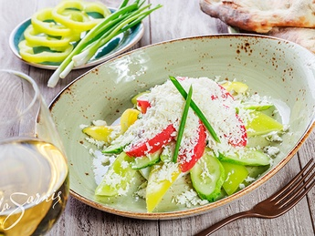 Shopsky salad