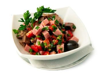 Salad Mexico