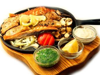 Fish Mega Grill