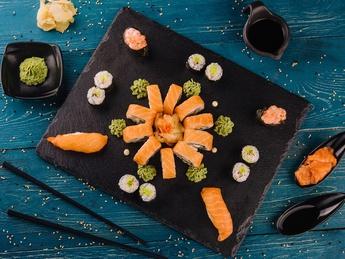 Sushi set Mini Philadelphia