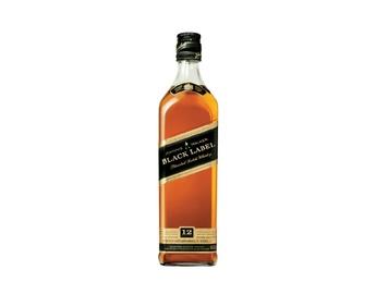 Johnnie Walker black label 12 y.o.