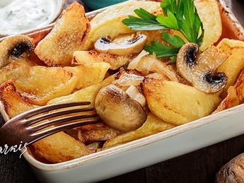 Home style potato