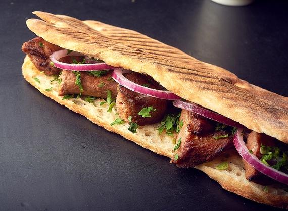 Yammi grill pork