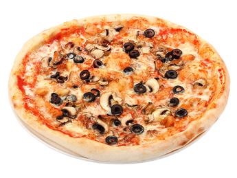 Pizza medium Fruti de mare