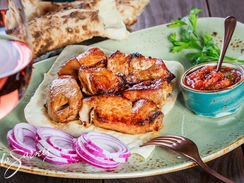 Pork Barbecue (tandir)