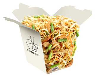 Rice noodles with chicken [62]