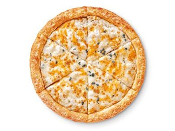Pizza Four cheese - 25 cm