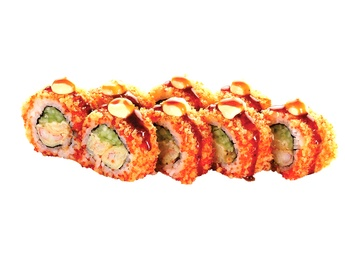 Crunch shrimps