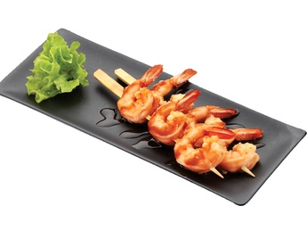 Yakitori shrimps