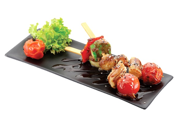 Yakitori vegetable