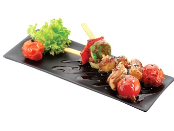 Yakitori vegetable