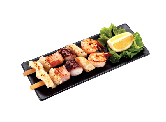 Seafood Barbeque