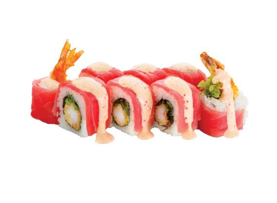 Dragon tuna