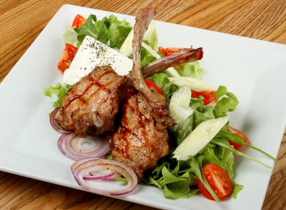 Salată cu carne de vită