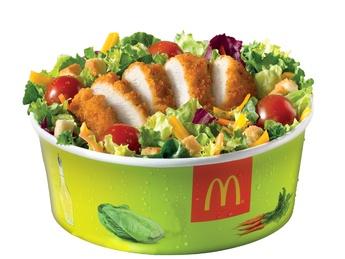 Salad Caesar