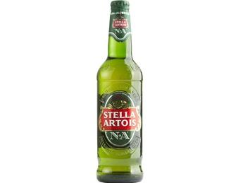 Stella Artois non-alcoholic