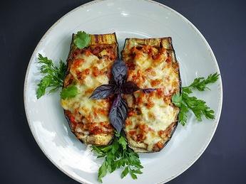 Eggplant Saperavi