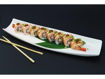 Roll Spicy Aioli Pinky Salmon