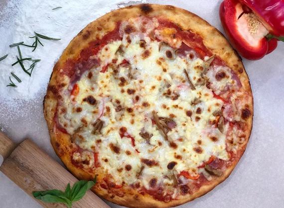 Pizza Tornado