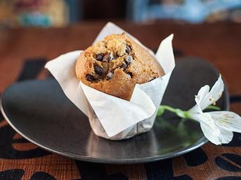 Vanila muffin
