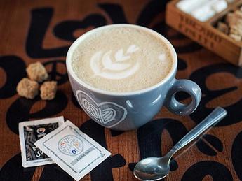 Salty Caramel Coffee