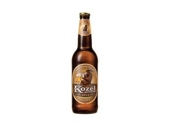 Beer lager  V.Kozel Svetly 0.5l