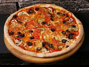 Пицца Four Seasons