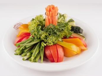 Pinzimonio di verdure
