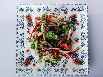Tiflis salad
