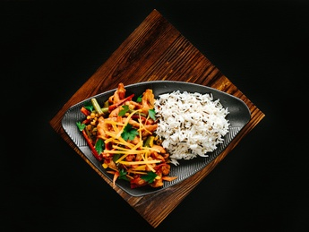 Mexican style chicken fillet (spicy)