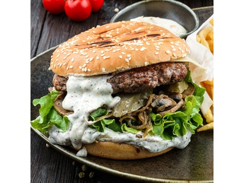 Burger Fungi