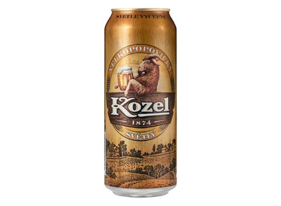 Пиво Kozel Светлое