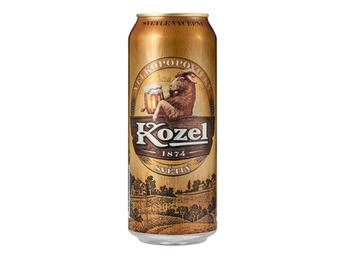 Beer Kozel Light