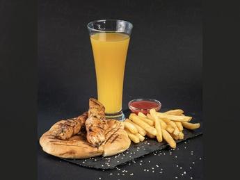 Chicken menu Promo