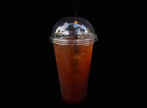 Ice tea black