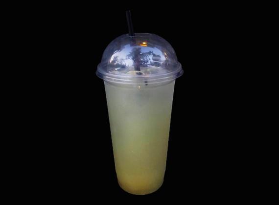 Ice tea ginger